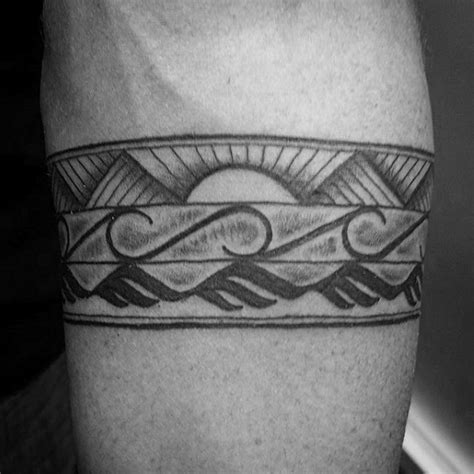 shaded tribal tattoo designs 50 tribal armband designs for masculine ink ideas