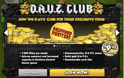 dave backyard monsters dave backyard monsters facebook opens game subscriptions