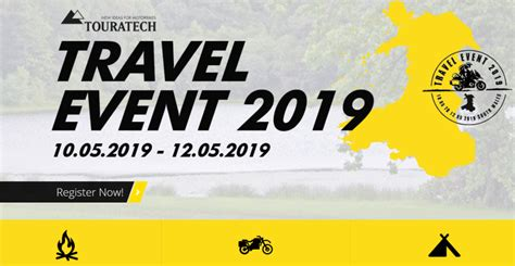 touratech travel event  continental motorcycle uk