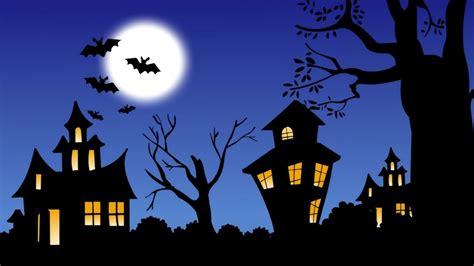Tai Pan Home Decor by Halloween Silhouette Wallpaper 1920x1080