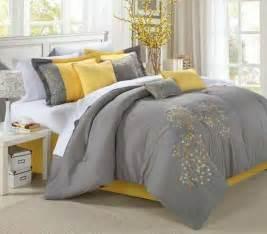 Bedding sets yellow and black bedding sets bedding setss