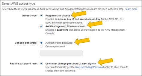 aws console access now create and manage users more easily with the aws iam