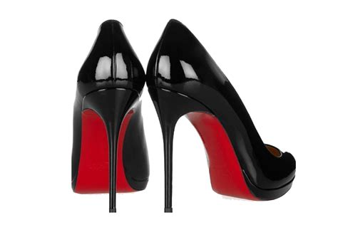 High Heels Um Black christian louboutin heels transparent image hq