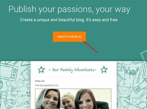 panduan membuat blog gratis untuk pemula panduan lengkap cara membuat blog gratis untuk pemula