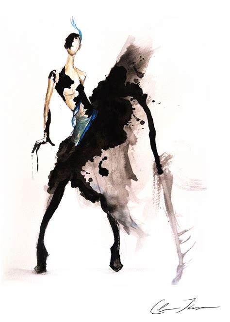 fashion illustration nyc fashion illustration watercolor ink croquis fashion illustration image stand new york new