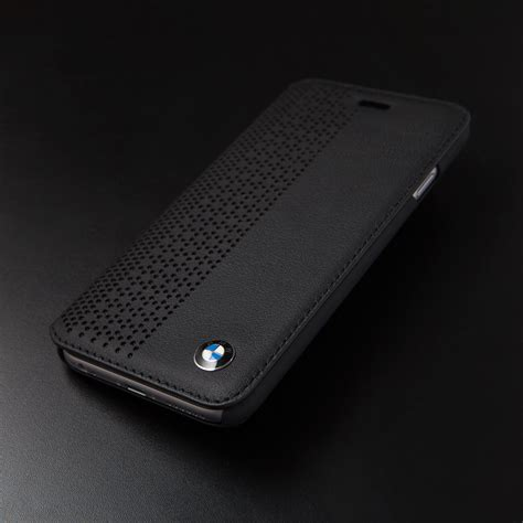 Iphone 6 6s Bmw Back Cover Armor 2 perforated leather booktype iphone 6 bmw touch of modern
