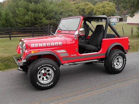 Cj7 Jeep For Sale 1985 Jeep Cj7 For Sale Lisbon Ohio