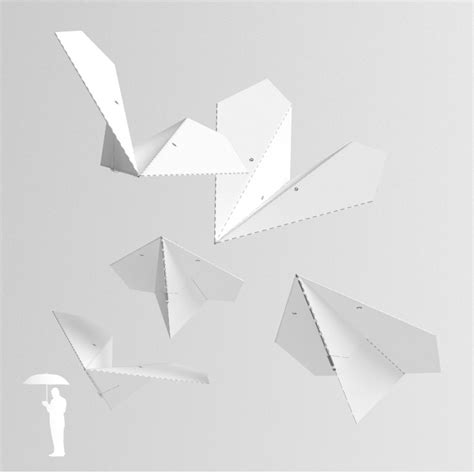 Folding Paper Plane - folding paper plane animation by konradrakowski 3docean