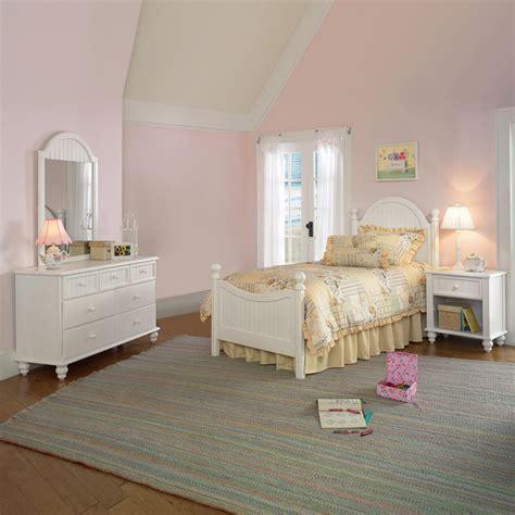 hillsdale furniture westfield  white twin bedroom set  lowescom
