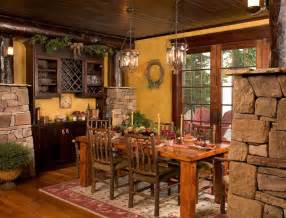 rustic room rustic dining room by lands end development designers