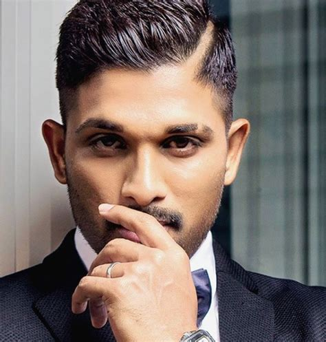 is allu arjun new hair style in quot dj quot copied telugu allu arjun alluarjunonline instagram photos and videos