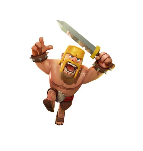 Coc Barbarian3 barbarian clash of clans academy
