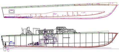 pt boat hull drawings zenoah g260pum engine