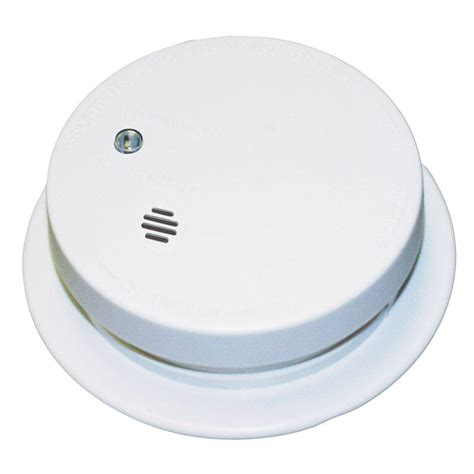 where to install smoke detectors kidde battery operated ionization smoke alarm 21008051