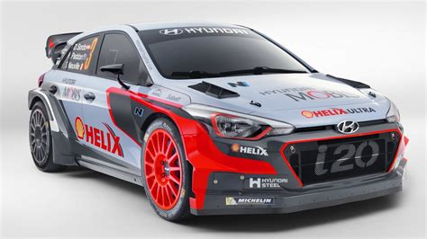 Wrc Auto by 2016 Hyundai I20 Wrc Review Top Speed