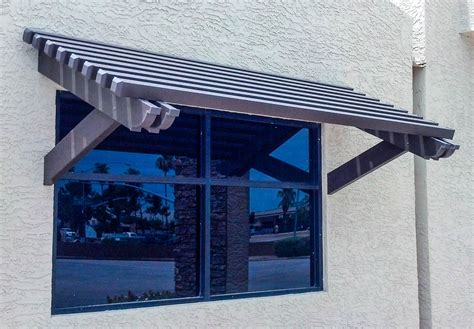 window awning aluminum window awnings phoenix patio systems