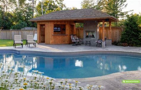 backyard cabana bar ideas beautiful gazebo designs for your swimming pool pergola