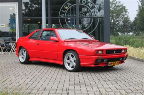 Maserati Shamal For Sale by 1991 Maserati Shamal Bring A Trailer