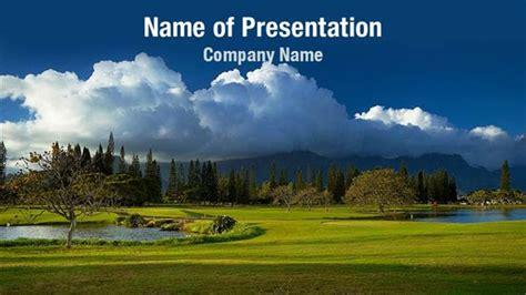 cloudy landscape powerpoint templates cloudy landscape