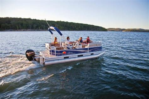 pontoon boats north bay sun tracker party barge 18 dlx pontoon boats new in north