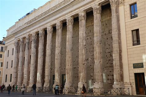 temple of temple of hadrian