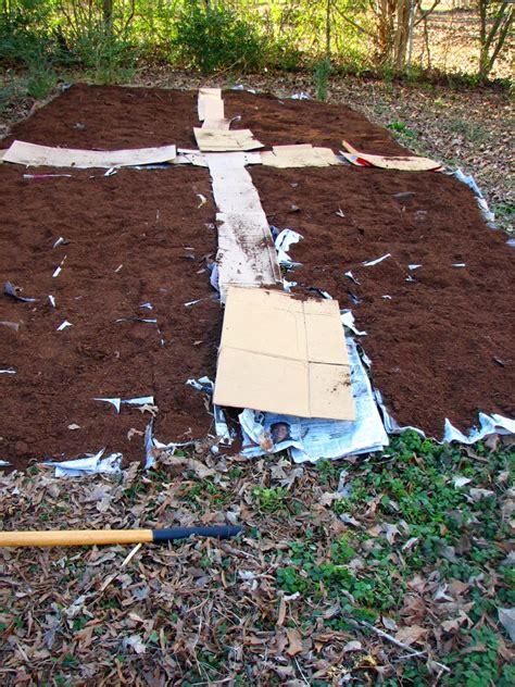 mary anns house lasagna gardening