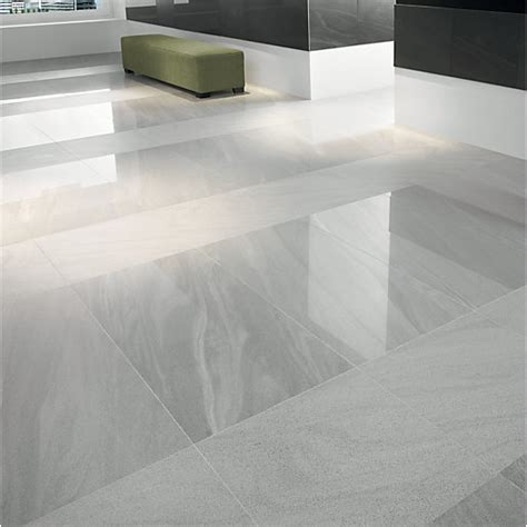 Polished Porcelain Floor Tile by Grey Polished Porcelain Floor Tiles Gurus Floor