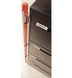 progressive hardware file cabinet locking bar 4 drawer