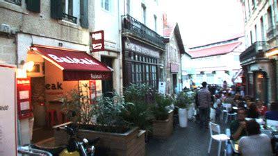 cours cuisine biarritz restaurant le baleak 224 biarritz en vid 233 o hotelrestovisio