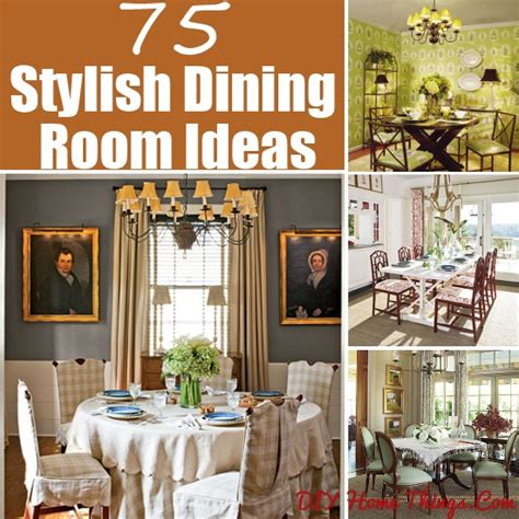 Things In A Dining Room by 75 Stylish Dining Room Ideas Diy Home Things