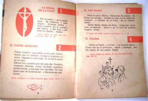 libro mi primera comunion catecismo del nino mi primera libro de catecismo el catecismo popular cuando era