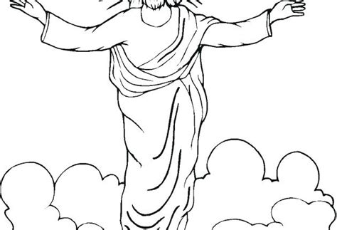 resurrection coloring pages printable coloring pages of jesus resurrection the jinni