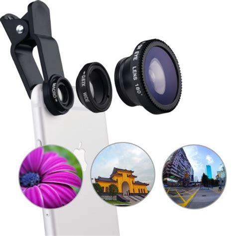 Diskon Flip Lens Fish Eye 3 In 1 fisheye lens 3 in 1 mobile phone clip lenses fish eye wide