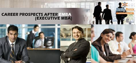 Teaching After Mba by Career Prospects After Emba Executive Mba Education