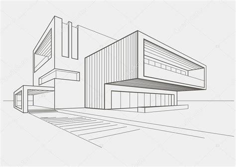 image gallery modern building sketch
