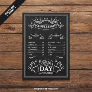 Coffee Shop Menu Templates by Best Selections Of 50 Coffee Shop Graphics And Resources