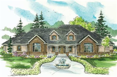 Classical House Plans by Classic House Plans Laurelwood 30 722 Associated Designs