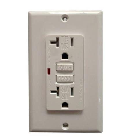 20 gfci outlet ebay