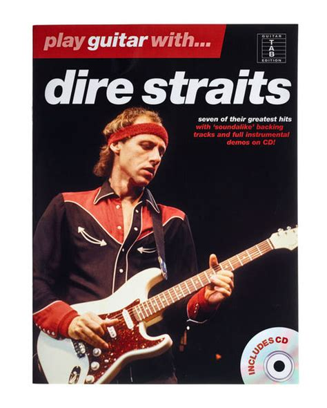 play sultans of swing wise publications play guitar with dire straits thomann