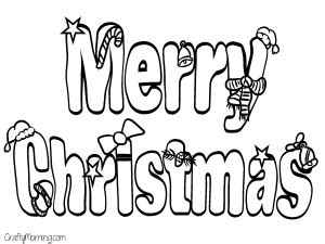 merry christmas letters coloring pages free printable christmas coloring pages for kids crafty