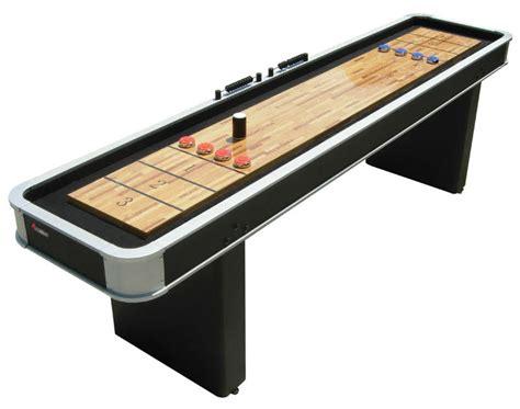 9 astro platinum shuffleboard table shuffleboard net