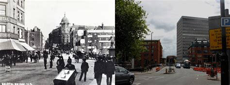 20 Fascinating Photos of Bristol: 1900s vs 2014   Rife
