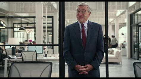 the intern trailer 2 from the intern 2015