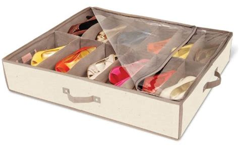 bed shoes storage 5 best underbed shoe storage keep your shoes clean