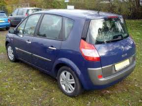 Renault Scenic Ii Renault Scenic Ii 1 6 Photos And Comments Www Picautos