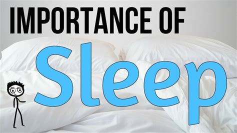 Of Getting by The Importance Of Sleep 8 Scientific Health Benefits Of