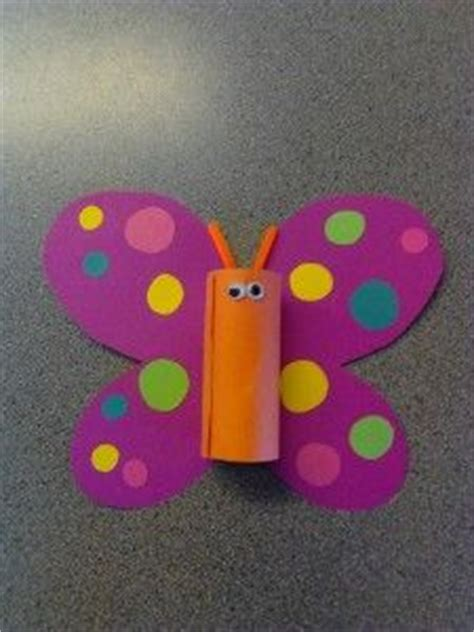 Preschool Crafts For Easy Butterfly by 1000 Images About Butterfly Crafts On