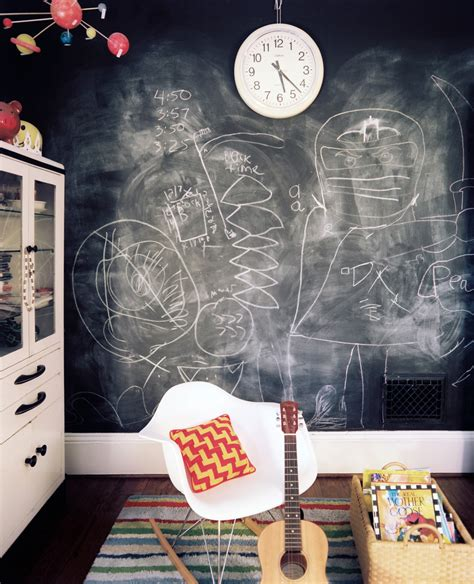 chalkboard paint on plastic how to use chalkboard paint in your home family living