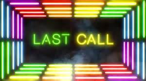 Last Call Terminal Bar Last Call