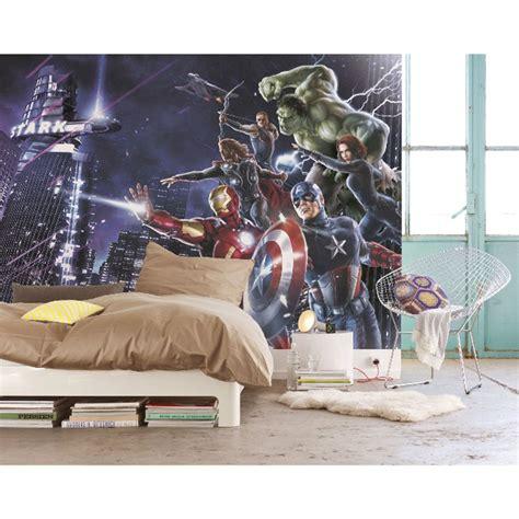 marvel avengers bedroom wallpaper marvel comics and avengers wallpaper wall murals d 201 cor